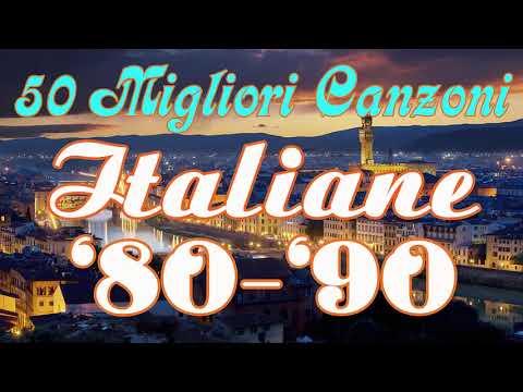 50 Migliori Canzoni Italiane anni 80 e 90 - Musica italiana anni '80 e '90 - Italienische musik