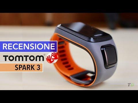 TomTom Spark 3 - RECENSIONE - ITA