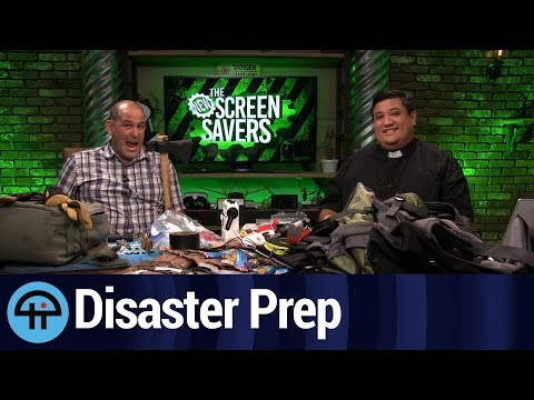 What's in Your Go-Bag? How to Prepare for Disaster