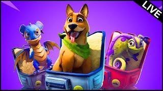 SEZONUL 6 din FORTNITE este AICI!! ANIMALE IN FORTNITE