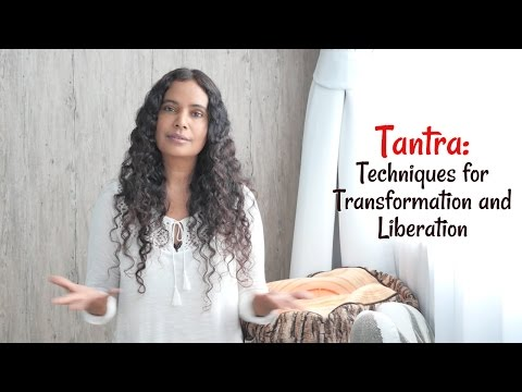 Tantra: Techniques for Transformation and Liberation (online course)