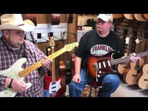 Music Man Guitars comes to Franklin Guitar & Repair with Johnny Hiland