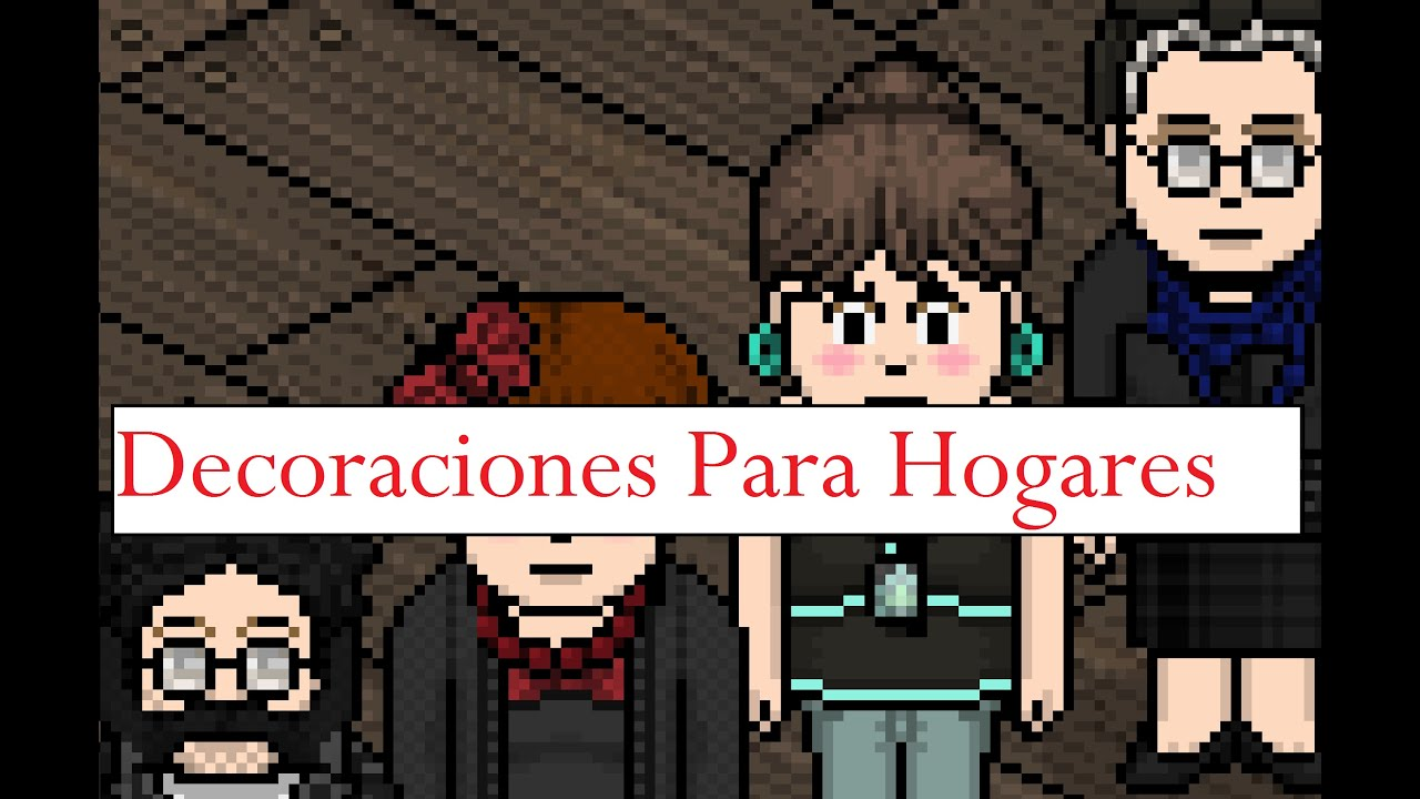 3 decoraciones para hogar tutorial habbo youtube for Decoraciones de hogar