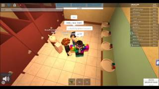 ROBLOX | Dino DayCare | I caught 2 OD'ers in toilet ;-;
