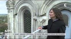 SUIVEZ LE GUIDE : À Saint-Amand-les-Eaux, le passé religieux coule de source