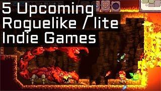 Top 5 Upcoming Roguelike / Roguelite Indie Games in 2018 - Part 2