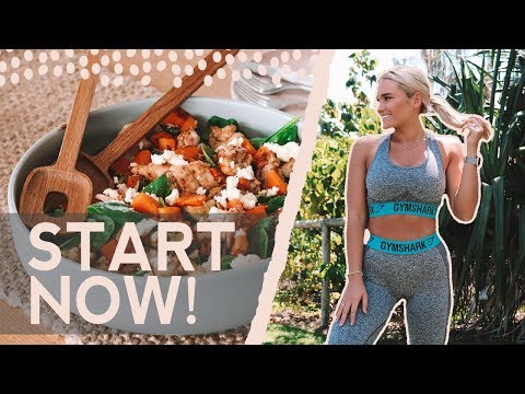 Start Your Fitness Journey II 5 Tips + Home Workout