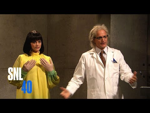 Thumbnail: Cut For Time: Pentagon Presentation (Woody Harrelson) - Saturday Night Live