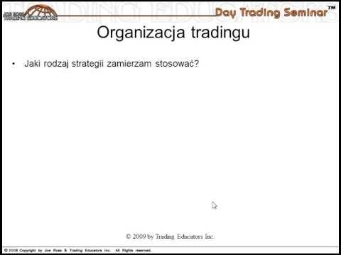Jak zbudować trading plan?