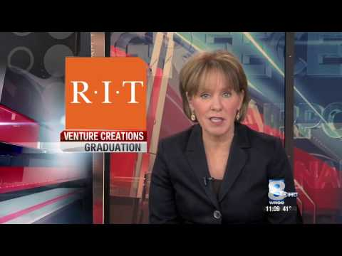 RIT on TV: Venture Creations launches three companies