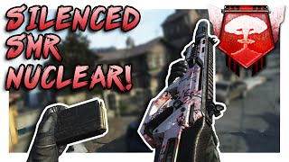 SILENCED SMR NUCLEAR! - Black Ops 2 PC Nuclear - (Call of Duty: Black Ops 2)