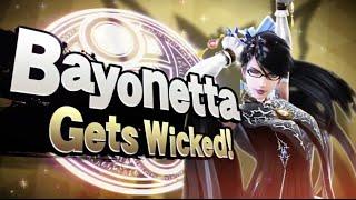 Bayonetta Trailer Analysis by ZeRo - Smash Bros Wii U
