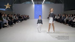 DATA Kids Fashion Days Belarus Fashion Week Fall/Winter 2017 18