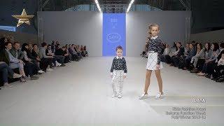 DATA Kids Fashion Days Belarus Fashion Week Fall/Winter 2017-18
