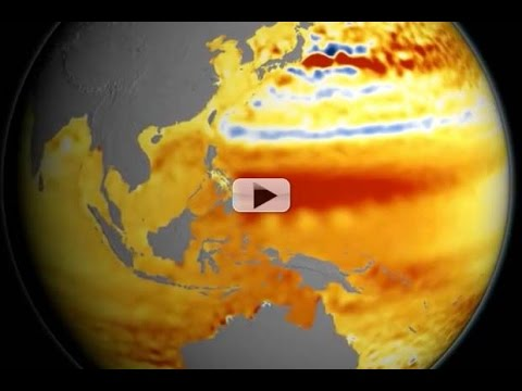 22 Years of Sea Level Rise Measured From Space | Video