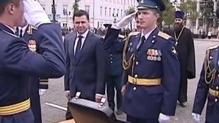 В Ярославле выпустились курсанты училища ПВО