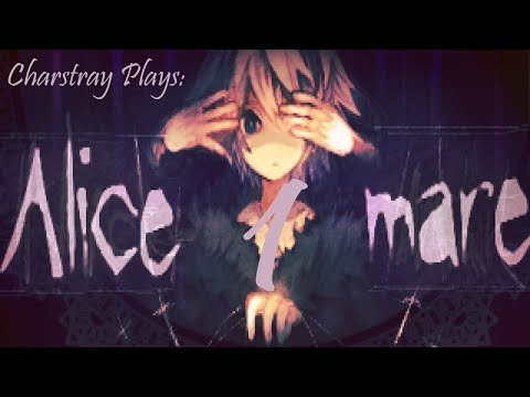 AliceMare, Part 1 - Alice In Wonderland? (With Download link)