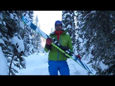 prezzo onesto seleziona per autentico primo sguardo Salomon MTN Explore 95 - 2017/2018 - Skis - backcountryskiing ...