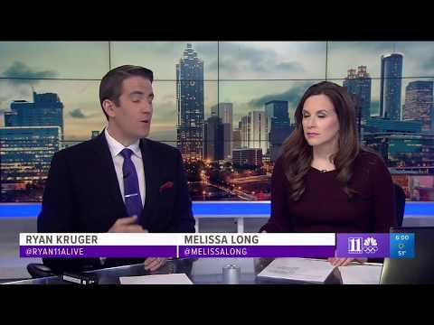 WXIA - 11Alive News at 6 intro (2018)
