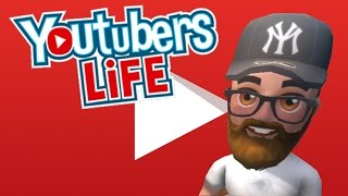 Youtubers Life Gameplay - The Number 1 Youtuber! (Let's Play Youtubers Life Part 1)