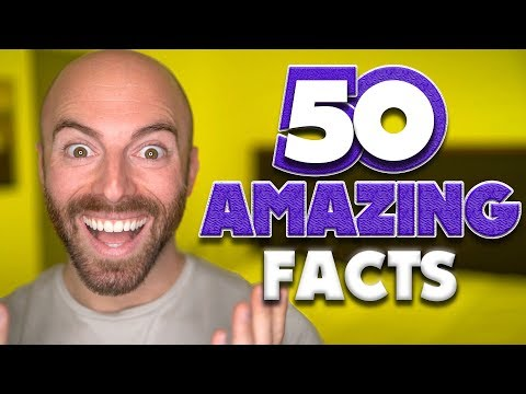 50 AMAZING Facts to Blow Your Mind! #108