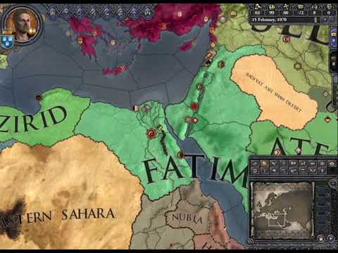 Crusader Kings ep.1 the kingdom of Dublin