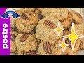 Galletas de avena con plátano 💜💜💜 Las Recetas de Rosy