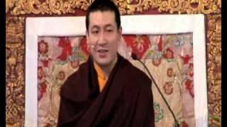 HH Karmapa - The Four Seals of Dharma 9-12.avi