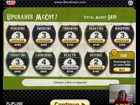 Игра Кактус Маккой и Проклятие шипов Часть 1 онлайн