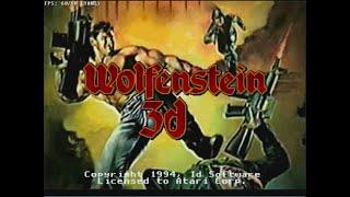 Wolfenstein 3D (Jaguar) [Reupload]