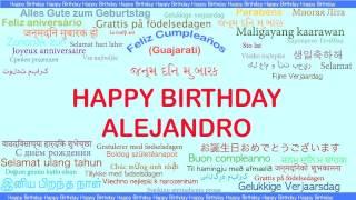 Alejandro   Languages Idiomas - Happy Birthday
