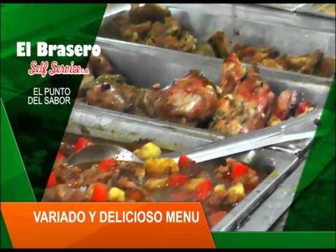 El Brasero Self Service Youtube
