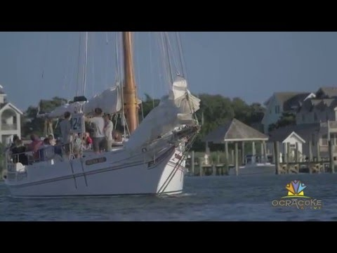 Skipjack Wilma Lee - Ocracoke North Carolina w/Capt Rob