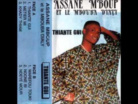 Assane MBOUP Non stop