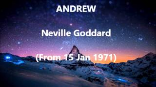 Neville Goddard : Andrew (the breathing technique to manifest)
