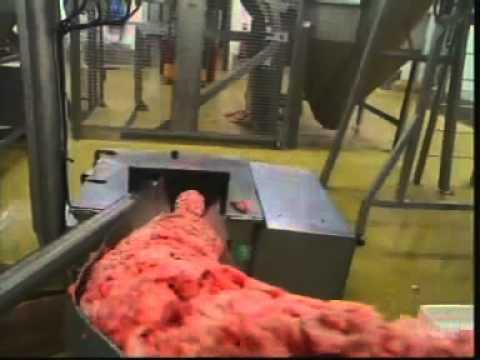 Separadora de hueso doovi for Despresadora de pollo