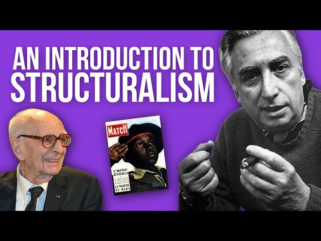 Structuralism and Semiotics: WTF? Saussure, Lévi-Strauss, Barthes and Structuralism Explained