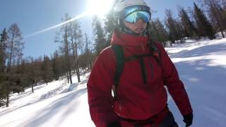 Ski China - Altai Cat Skiing Run 3
