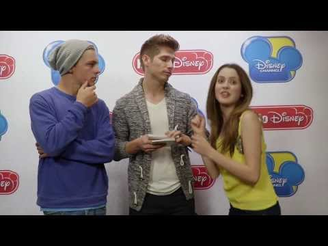 Ross Lynch & Laura Marano - What's In The Note??! | Radio Disney