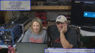Live Episode 23 - RX 560 4GB and 30min Q&A (Mrs BBT too!) (part 2)