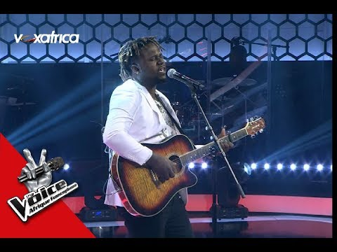 OGO GMA ' Imela ' de Nathaniel B ft Enitan A. Audition à l'aveugle The Voice Afrique F. 2017