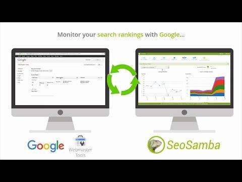 Google Search Engine Keyword Ranking Checker Tool by SeoSamba