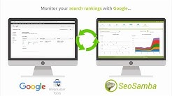 Google Search Engine Keyword Ranking Checker Tool by SeoSamba