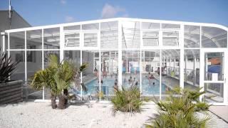 camping vendee bord de mer Le Brandais : Les piscines
