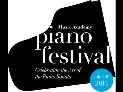 Colburn Music Academy Piano Festival 2015