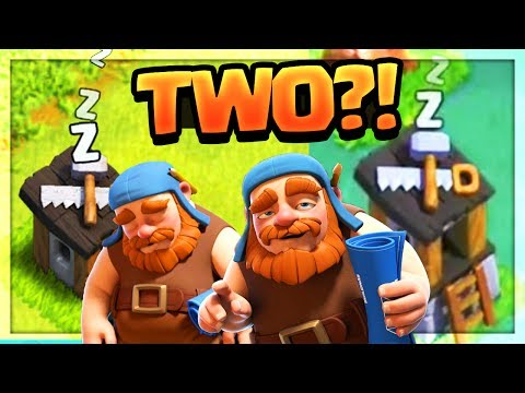 Thumbnail: SECOND BUILDER? Clash of Clans Builder Base Future Update LEAK?