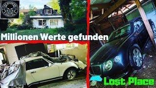Promi Villa - geile Autos, wilde Orgien (Lost Place)
