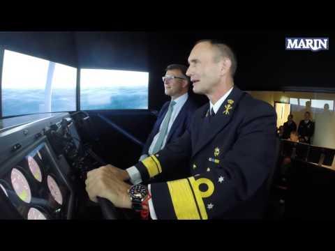 MARIN Fast Small Ship Simulator
