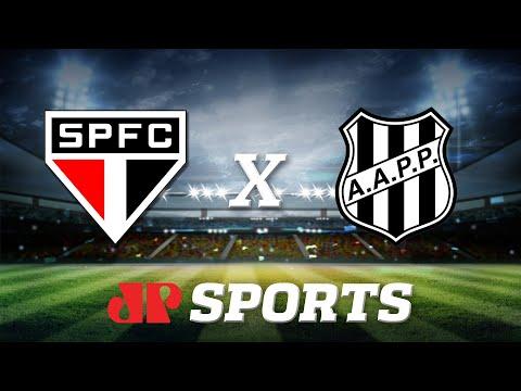AO VIVO - São Paulo x Ponte Preta - 01/03/20 - Campeonato Paulista - Futebol JP