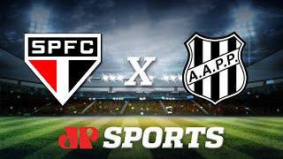 São Paulo 2 x 1 Ponte Preta - 01/03/20 - Campeonato Paulista - Futebol JP